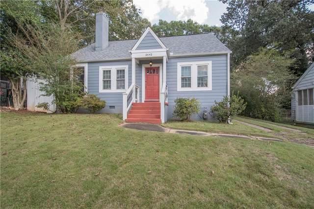 2642 Harris Street, East Point, GA 30344 (MLS #6954939) :: North Atlanta Home Team
