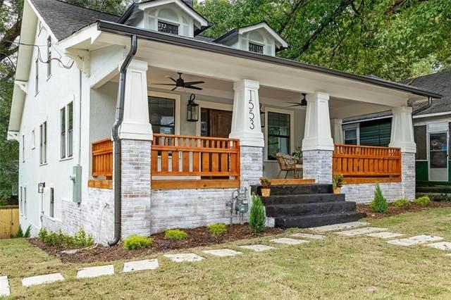 1553 Westwood Avenue SW, Atlanta, GA 30310 (MLS #6954962) :: Cindy's Realty Group