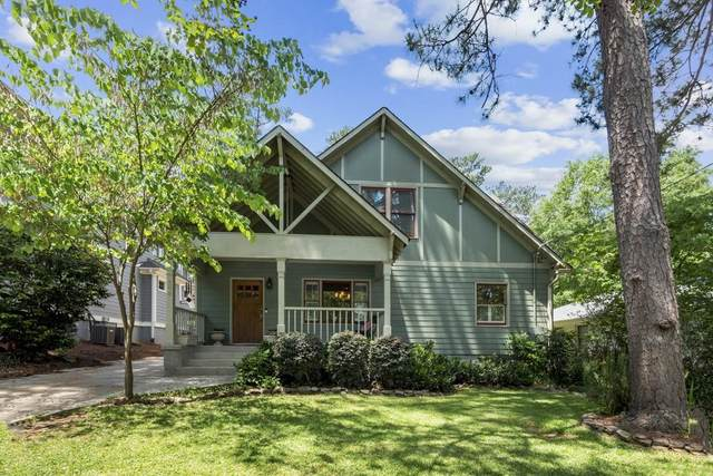 208 Lockwood Terrace, Decatur, GA 30030 (MLS #6954974) :: Lantern Real Estate Group