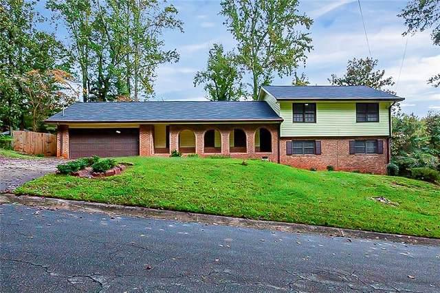 3576 Sandy Woods Lane, Stone Mountain, GA 30083 (MLS #6954975) :: North Atlanta Home Team
