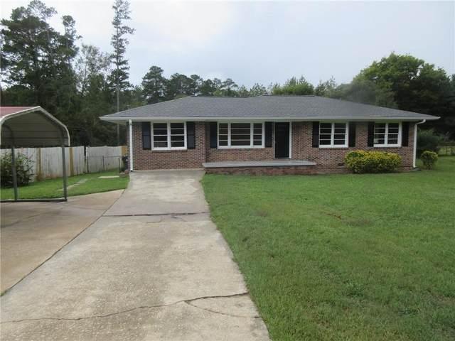9182 Flat Shoals Road SW, Covington, GA 30014 (MLS #6955007) :: North Atlanta Home Team