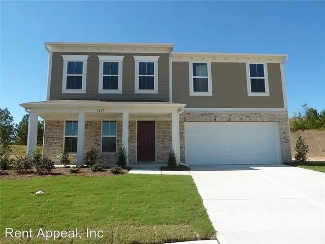 1417 Hedgeview Way, Sugar Hill, GA 30518 (MLS #6955030) :: Virtual Properties Realty