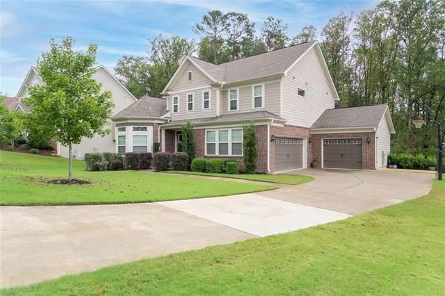 137 Millstone Way, Canton, GA 30115 (MLS #6955033) :: North Atlanta Home Team