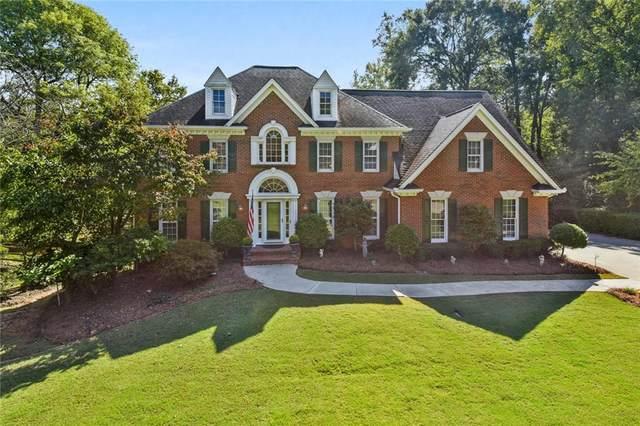 125 Gingergate Court, Johns Creek, GA 30022 (MLS #6955060) :: Path & Post Real Estate