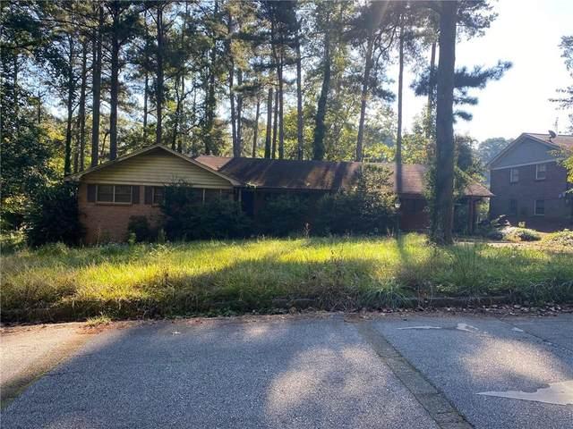 2867 Rotherwood Drive, Tucker, GA 30084 (MLS #6955062) :: North Atlanta Home Team