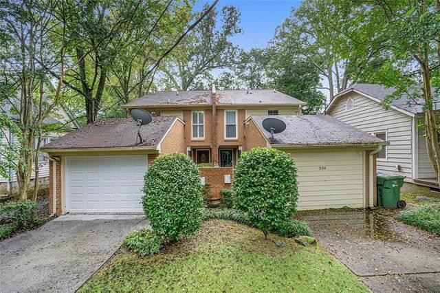 332 Home Park Avenue NW, Atlanta, GA 30318 (MLS #6955065) :: Todd Lemoine Team