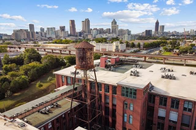 170 Boulevard SE E410, Atlanta, GA 30312 (MLS #6955071) :: Tonda Booker Real Estate Sales