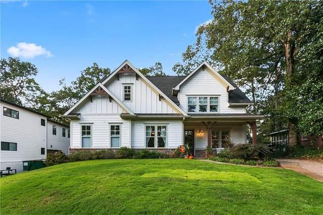 2043 Cambridge Avenue, College Park, GA 30337 (MLS #6955093) :: Path & Post Real Estate