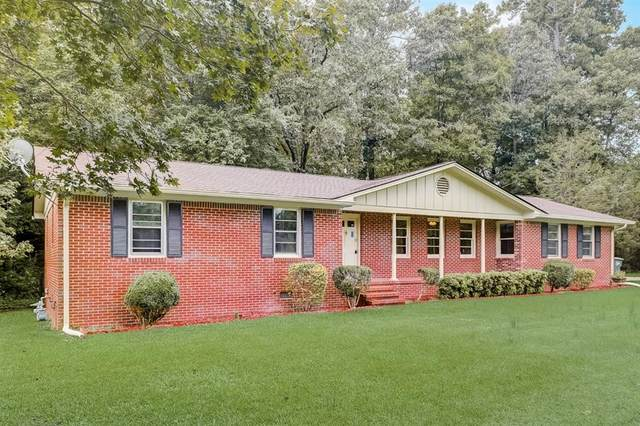 1201 Ethridge Mill Road, Griffin, GA 30224 (MLS #6955116) :: North Atlanta Home Team