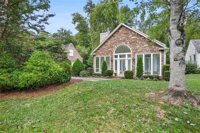567 Collier Road NW, Atlanta, GA 30318 (MLS #6955121) :: The Kroupa Team | Berkshire Hathaway HomeServices Georgia Properties