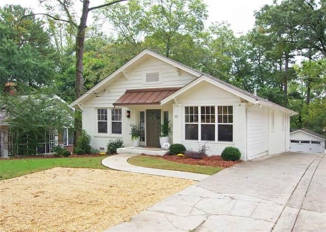 271 Lindbergh Drive NE, Atlanta, GA 30305 (MLS #6955126) :: Dawn & Amy Real Estate Team