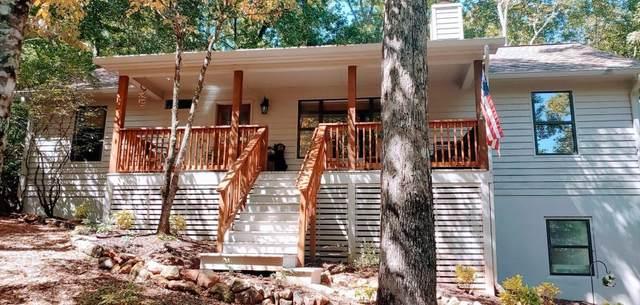 166 Quail Point, Sautee Nacoochee, GA 30571 (MLS #6955136) :: North Atlanta Home Team