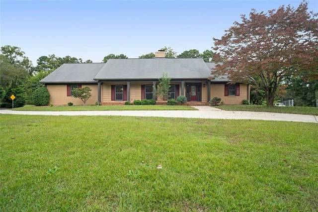 3301 Hallmark Drive SE, Marietta, GA 30067 (MLS #6955147) :: Path & Post Real Estate