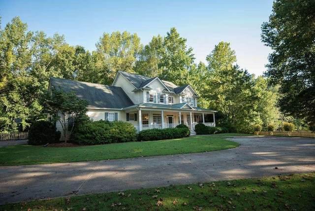 315 Hidden Lakes Drive, Carrollton, GA 30117 (MLS #6955155) :: North Atlanta Home Team