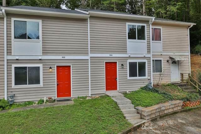 524 Granite Ridge Place, Sandy Springs, GA 30350 (MLS #6955171) :: North Atlanta Home Team