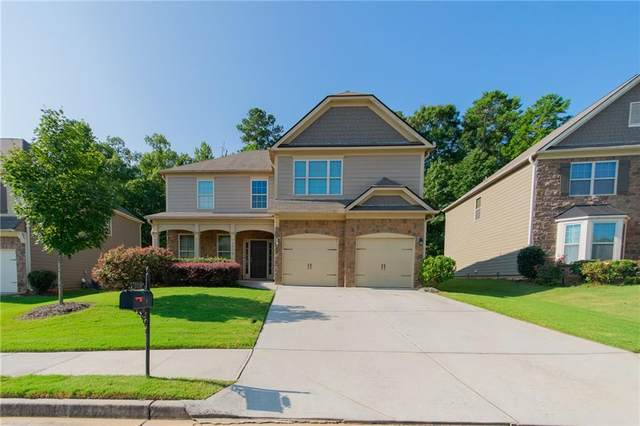 7776 Old Thyme Rd, Union City, GA 30291 (MLS #6955172) :: Path & Post Real Estate