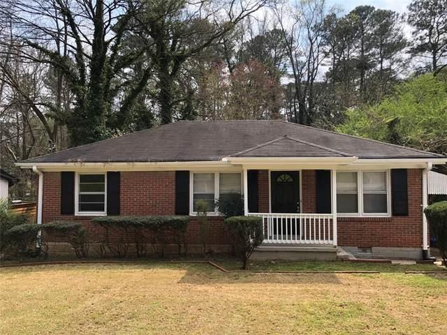 2744 Glenvalley Drive, Decatur, GA 30032 (MLS #6955189) :: North Atlanta Home Team