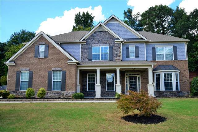110 Village Green Court SW, Lilburn, GA 30047 (MLS #6955191) :: Lantern Real Estate Group