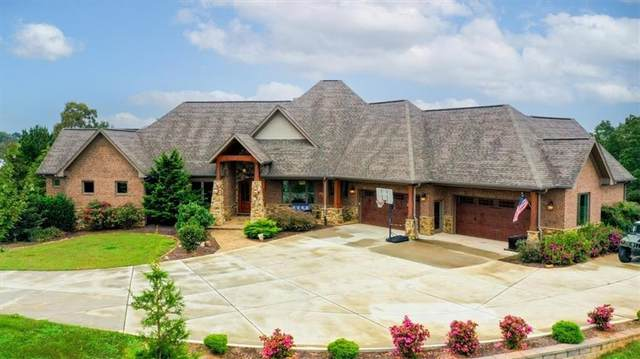 140 Grandview Drive, Ball Ground, GA 30107 (MLS #6955193) :: Lantern Real Estate Group