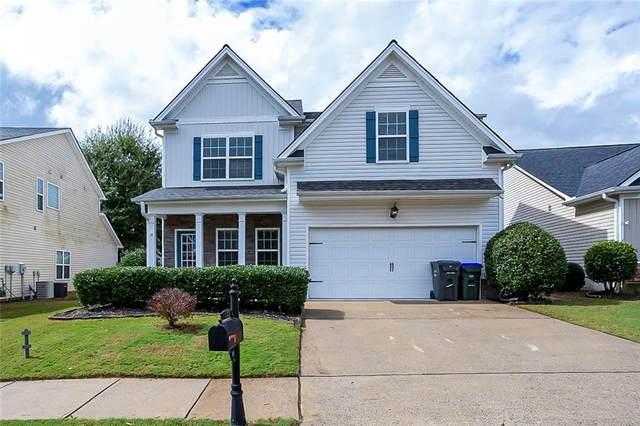 133 Village Drive, Canton, GA 30114 (MLS #6955200) :: North Atlanta Home Team