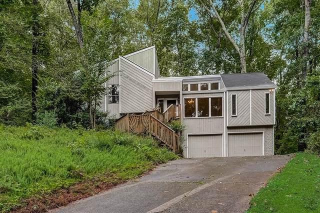 1309 Laurel Cliff Drive SE, Smyrna, GA 30082 (MLS #6955201) :: North Atlanta Home Team