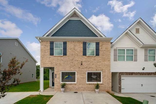 1848 Fabian Way Lot 7, Austell, GA 30106 (MLS #6955275) :: North Atlanta Home Team
