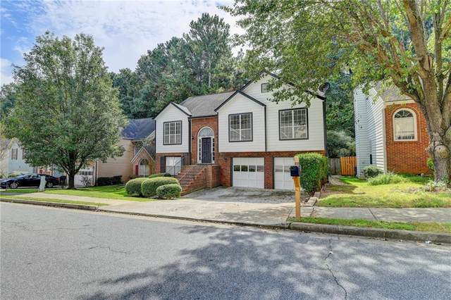 670 Durham Ridge Drive NW, Lilburn, GA 30047 (MLS #6955302) :: North Atlanta Home Team