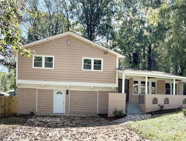 1123 Palisades Drive, Ellenwood, GA 30294 (MLS #6955308) :: North Atlanta Home Team
