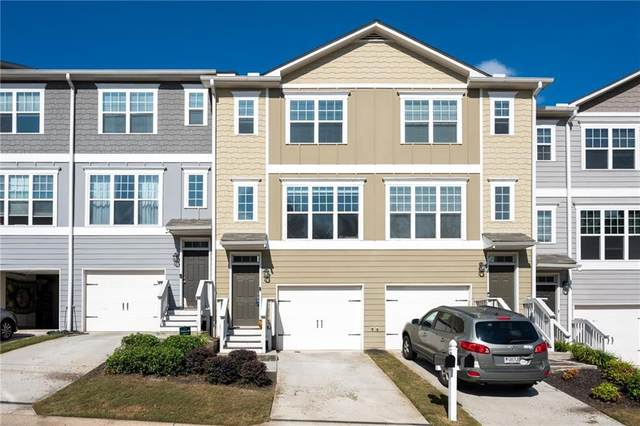 1724 Liberty Parkway NW, Atlanta, GA 30318 (MLS #6955310) :: The Kroupa Team | Berkshire Hathaway HomeServices Georgia Properties