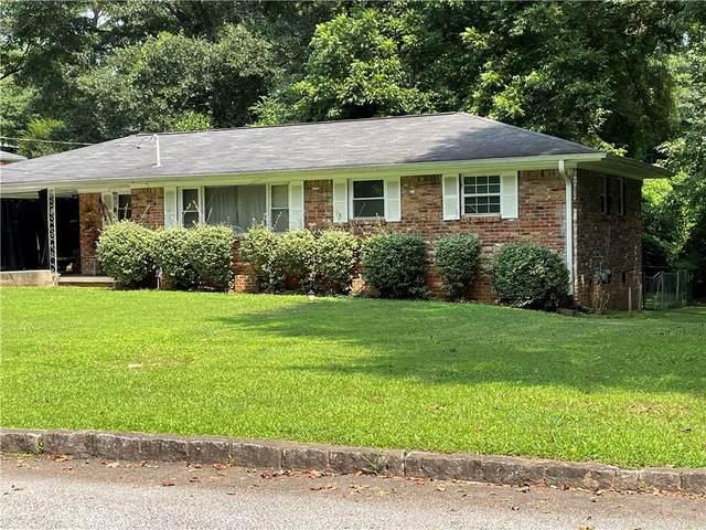 1322 Celia Way, Decatur, GA 30032 (MLS #6955319) :: North Atlanta Home Team
