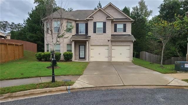 6709 Oak Hill Place, Fairburn, GA 30213 (MLS #6955336) :: Lantern Real Estate Group