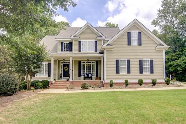 350 Peninsula Drive, Newnan, GA 30263 (MLS #6955342) :: HergGroup Atlanta