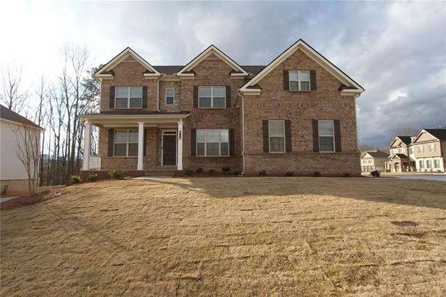 357 Carmichael Circle, Canton, GA 30115 (MLS #6955345) :: North Atlanta Home Team