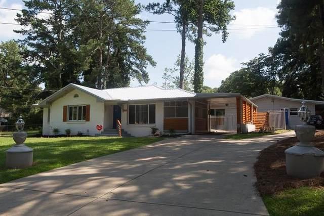 2659 Glenvalley Drive, Decatur, GA 30032 (MLS #6955346) :: North Atlanta Home Team