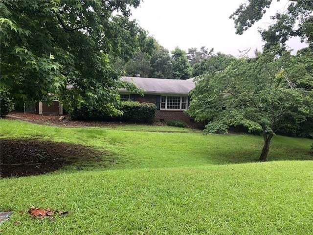 3906 Shiloh Trail West NW, Kennesaw, GA 30144 (MLS #6955352) :: North Atlanta Home Team