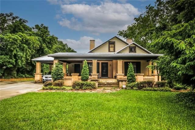 200 C S Floyd Road, Loganville, GA 30052 (MLS #6955362) :: The Kroupa Team | Berkshire Hathaway HomeServices Georgia Properties