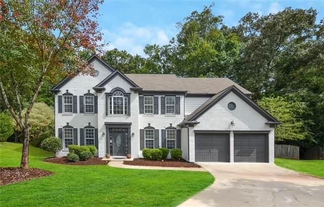5105 Amberden Hall Drive, Suwanee, GA 30024 (MLS #6955367) :: North Atlanta Home Team