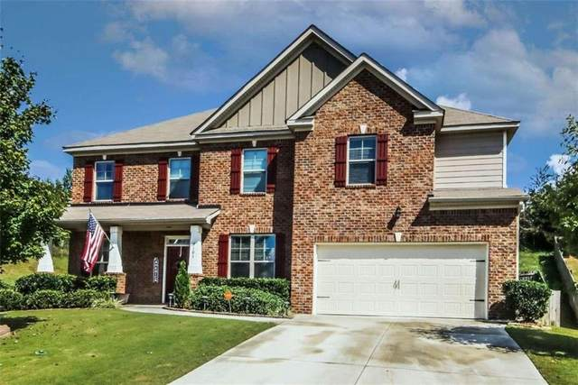 3101 Canyon Glen Way, Dacula, GA 30019 (MLS #6955374) :: North Atlanta Home Team
