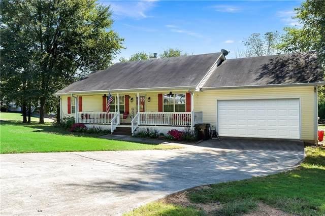 124 Estate Drive SW, Cartersville, GA 30120 (MLS #6955387) :: North Atlanta Home Team
