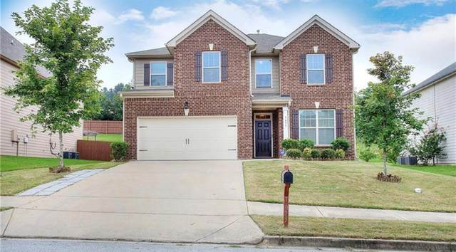 7655 Outcrop Pass, Lithonia, GA 30058 (MLS #6955391) :: North Atlanta Home Team