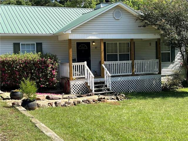 87 Driskell Road, Cleveland, GA 30528 (MLS #6955403) :: RE/MAX One Stop