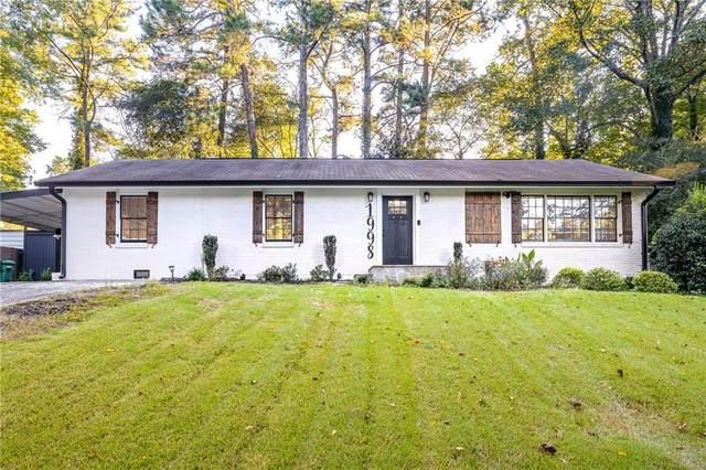 1998 Glenroy Place SE, Smyrna, GA 30080 (MLS #6955417) :: RE/MAX Paramount Properties