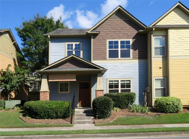 4306 Sandy Pointe #20, Acworth, GA 30101 (MLS #6955436) :: North Atlanta Home Team