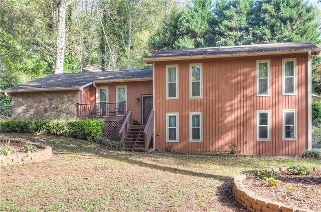 809 Randy Court, Woodstock, GA 30188 (MLS #6955443) :: North Atlanta Home Team