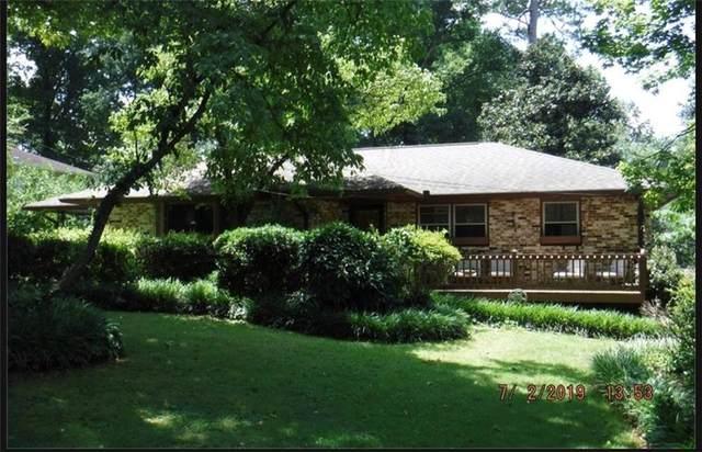 376 Robin Lane SE, Marietta, GA 30067 (MLS #6955447) :: North Atlanta Home Team