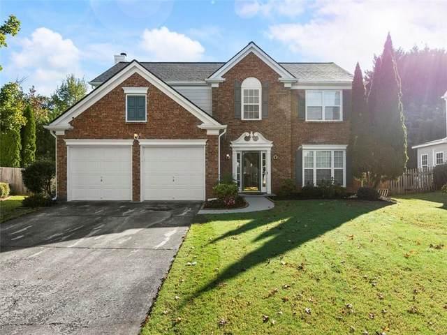 2129 Sugar Maple Lane NW, Acworth, GA 30101 (MLS #6955453) :: RE/MAX Paramount Properties