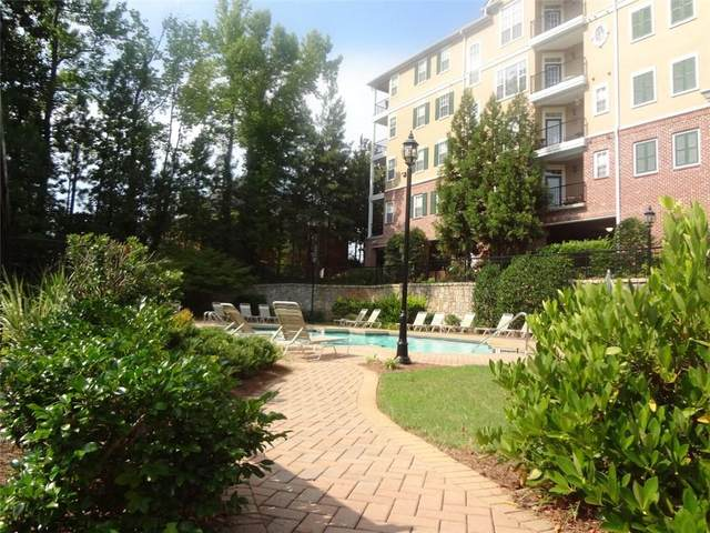 4201 Stratford Commons, Decatur, GA 30033 (MLS #6955473) :: North Atlanta Home Team