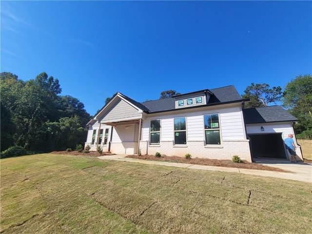 195 Belaire Court, Winder, GA 30680 (MLS #6955493) :: Tonda Booker Real Estate Sales