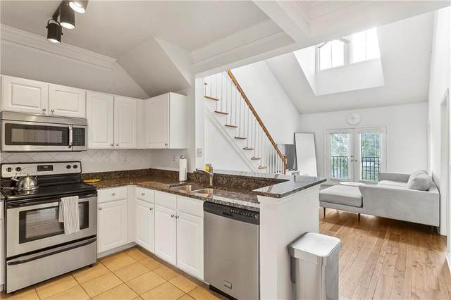 1850 Cotillion Drive #1420, Atlanta, GA 30338 (MLS #6955522) :: Tonda Booker Real Estate Sales