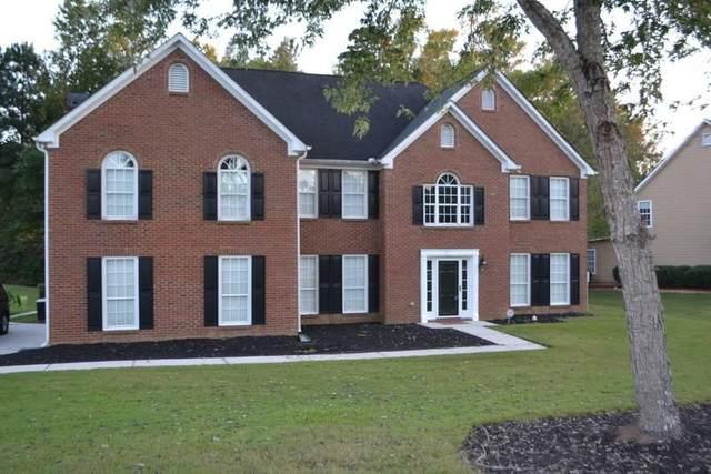 455 Woodbyne Drive, Fayetteville, GA 30214 (MLS #6955526) :: North Atlanta Home Team
